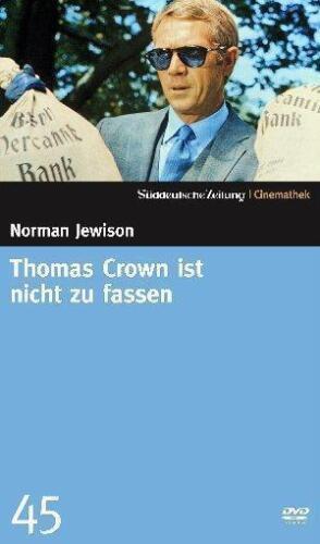 1 von 1 - Jewison, Norman: Thomas Crown ist nicht zu fassen (DVD)