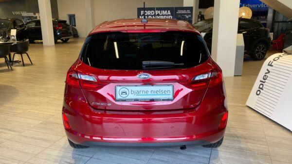 Ford Fiesta 1,5 TDCi 85 Titanium billede 3