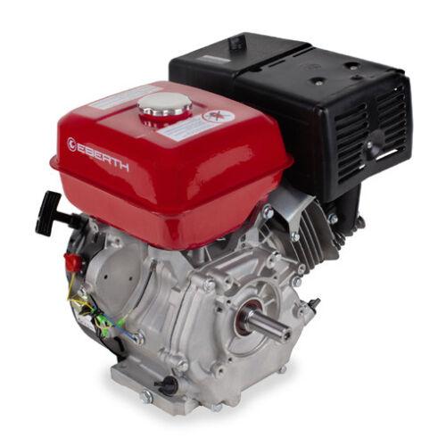 EBERTH 13 PS 9,56 kW Benzinmotor Standmotor Kartmotor Motor 4-Takt 1 Zylinder