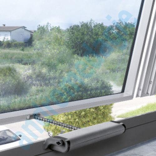 LIWIN 250N 230V BLACK Electric Window Openers Top Bottom Hung Shed Skylight