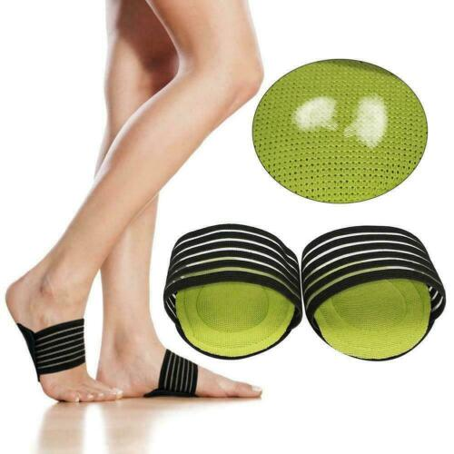 Arch Support Shoes Insert Fasciitis Insole Pad Plantar Low L1C0 Relie Pain C3X7