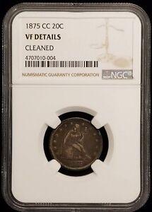 1875-cc-Twenty-Cent-Piece-20c-Carson-City-NGC-VF-Details