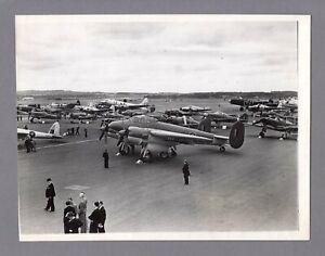 BRISTOL-BRIGAND-LARGE-ORIGINAL-VINTAGE-THE-AEROPLANE-PRESS-PHOTO-RAF-10