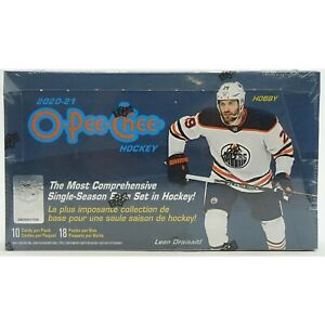 2020-21-Upper-Deck-O-Pee-Chee-Hockey-Hobby-Box-Break-random-team