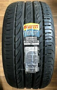 1-pneus-d-039-ete-PIRELLI-PZero-Nero-TM-GT-255-30-r20-92y-NEUF-140-20-5a