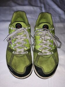 7969a788e474 Reebok Women s Crossfit Nano 2.0 Training Shoe Size 8.5 Green Purple ...