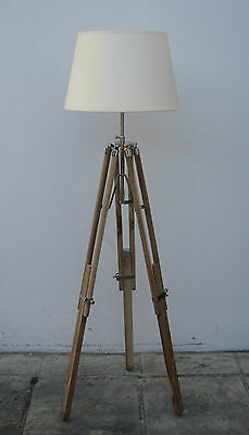 MODERN TRIPOD LIGHT STANDARD FLOOR LAMP CONTEMPORARY LIGHT