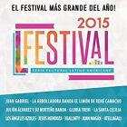 Lfestival Feria Cultural Latinoamericana 2015 Various Artists Audio CD