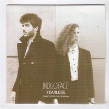 (FY832) Indigo Face, Fearless - 2015 DJ CD