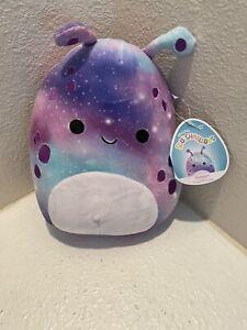 """New Space Squad Squishmallows Alien Daxxon 8""""  Rare NWT"""