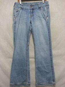 Ausdauernd D1197 Refuge Stretch Bootcut Cool Jeans Damen 32x32 Kleidung & Accessoires Jeans