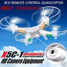 SYMA X5C-1 Explorers 2.4GHz 4CH 6-Axis Gyro RC Quadcopter Drone With HD Camera