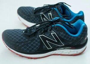 sports shoes 8caee 9a077 Mens New Balance 720 v3 Running Sneakers Size 10 Black EUC ...