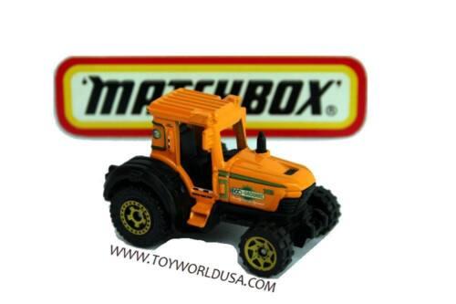 2011 Matchbox Farm Rigs ECO GROWERS farm tractor