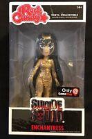 Rock Candy Suicide Squad Enchantress Vinyl Collectible Gamestop Exclusive