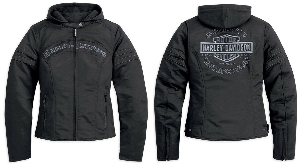Harley Davidson Miss Enthusiast 3 in 1 Outerwear * Gr. XS