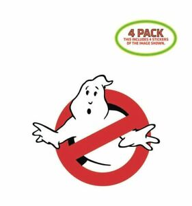 GHOSTBUSTERS STICKER DECAL
