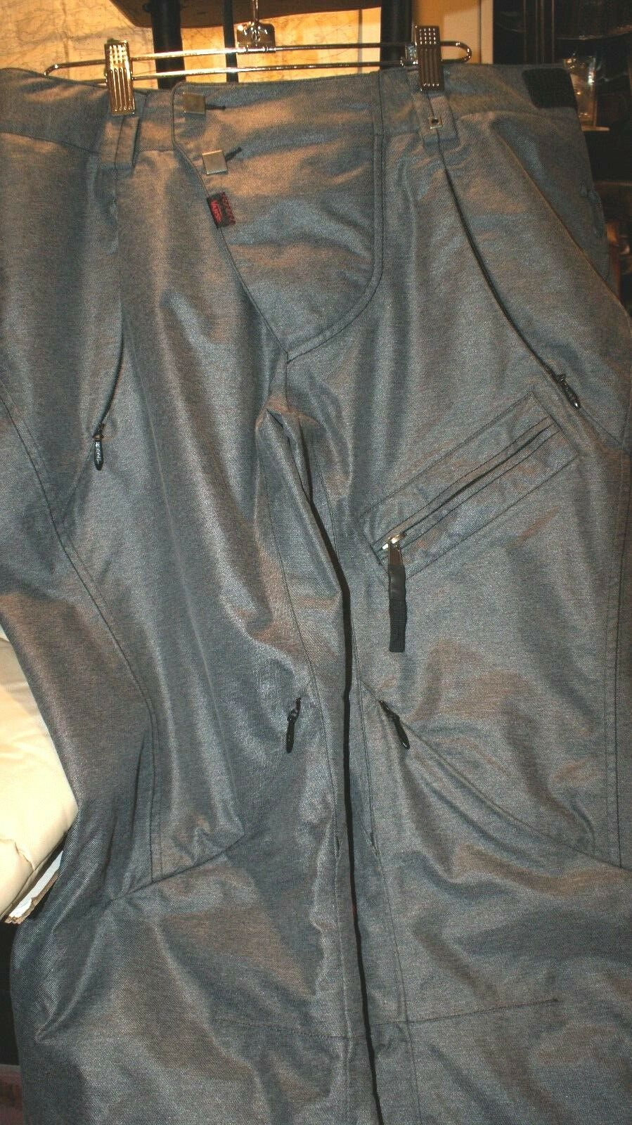 Womens VANS Snow Pants Board Size Large NEW NWOT