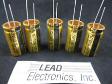 16V 10000uF Radial Electrolytic Capacitor 105°C 16x31mm Tolerance ±20/% Pitch 7mm