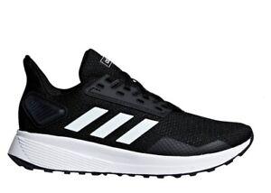 Adidas-DURAMO-9K-BB7061-Nero-Scarpe-Donna-Bambini-Sportive-Running