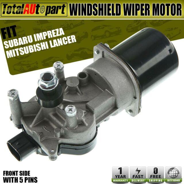 Windshield Wiper Motor Front For Subaru Impreza Mitsubishi