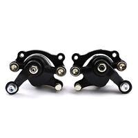 Go Kart Brake Caliper Set Kit Front And Rear Atv Quad Go Kart