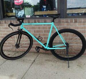 Tribe-Bicycle-Single-Gear-Road-Bike-Brooklyn-New-York-Very-Nice