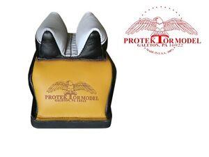 """PROTEKTOR MODEL-Deluxe Pédalier 3-4"""" BTWN Mid Oreille Avec Argent Arrière arme reste-afficher le titre d`origine CXd1RWrb-07143551-675387872"""