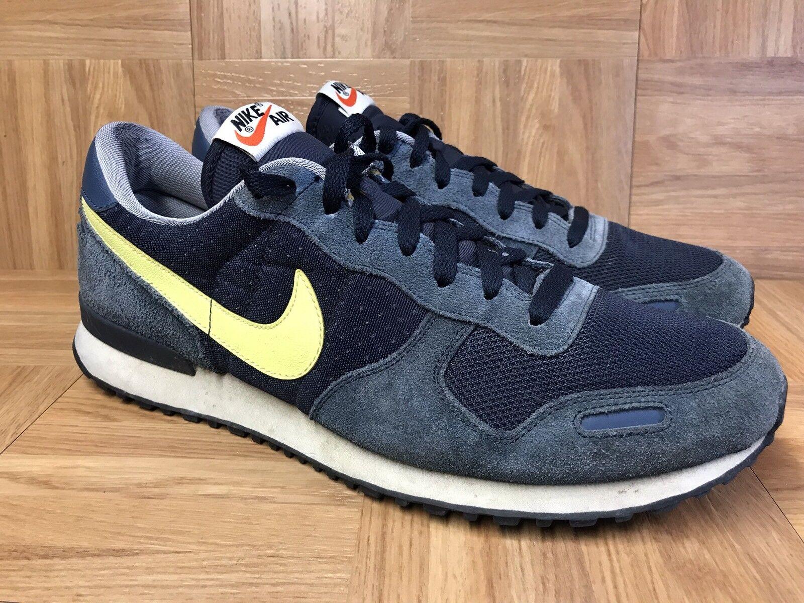Vintage Nike Air Vortex Obsidian Yellow Men's shoes Sz 13 429773-474 Retro LE