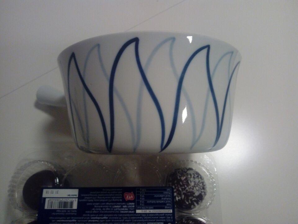 Porcelæn, skåle, fade