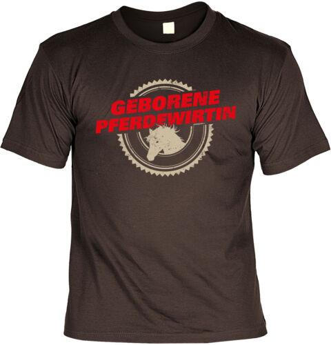 Berufe Pferd Hufschmied Pferdewirt Reitlehrer Pferde T-Shirt Sprüche