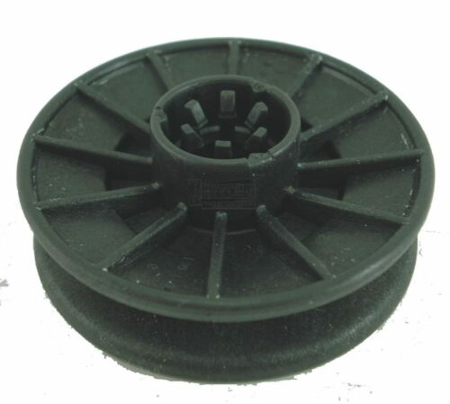 NEW ORIGINAL GENUINE FACTORY PART # 22004297 AMANA WASHER MOTOR PULLEY ONLY