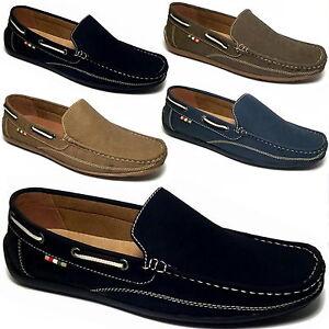 LUJO-Mocasines-Zapatillas-de-hombre-superoptik-Comodo-Patea-los-zapatos-43-44-45