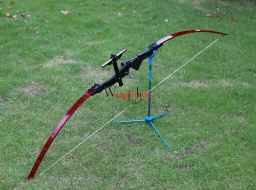 18//30//40lbs Adult Youth Archery Recurve Bow Right Hand Takedown Hunting Bow