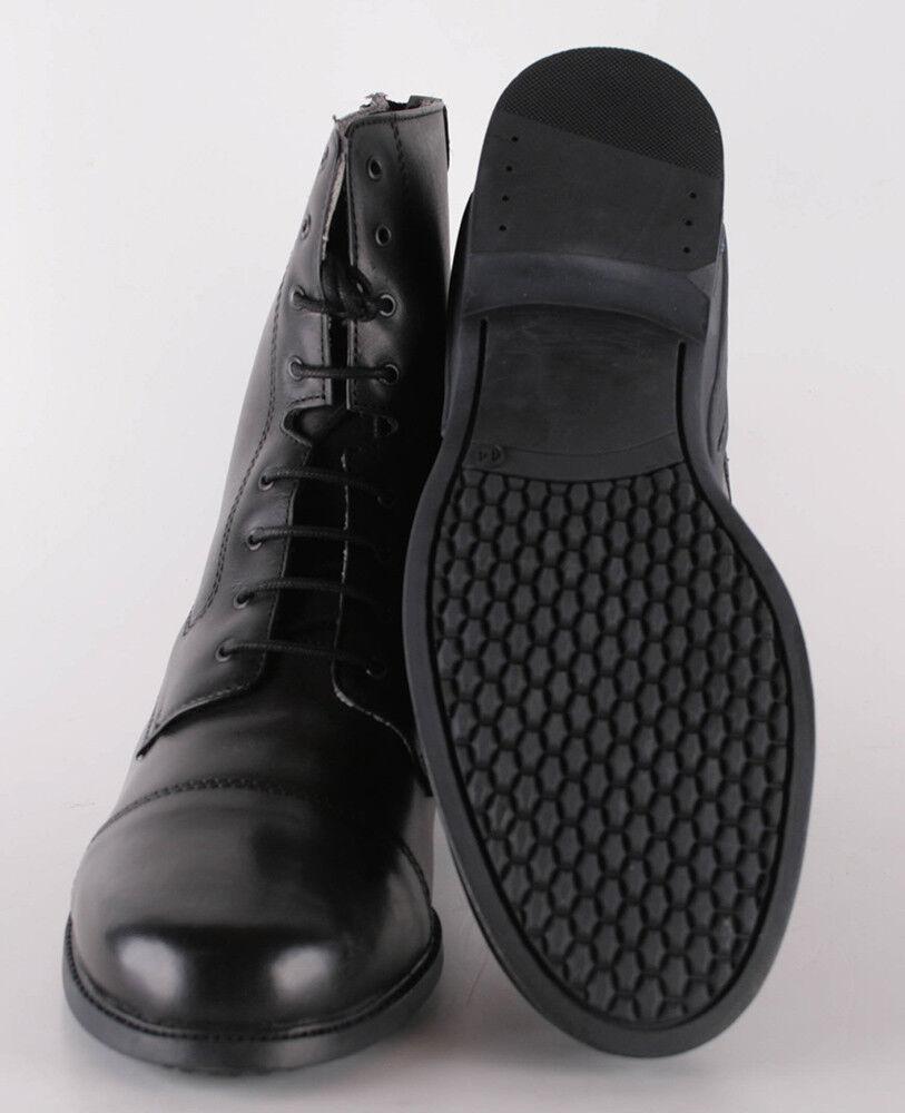 Harrys Horse Damen Jodhpurstiefel Leder Smart Farbe Schwarz Schwarz Schwarz Größe 44 b08982