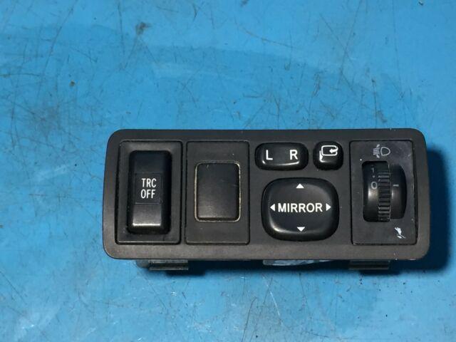 Toyota Avensis 84152-05051 Headlights Mirror Adjustment Control Switch Unit