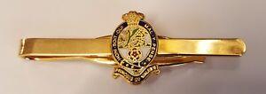 Regimental-Tie-Clip-British-Army-PRINCESS-OF-WALES