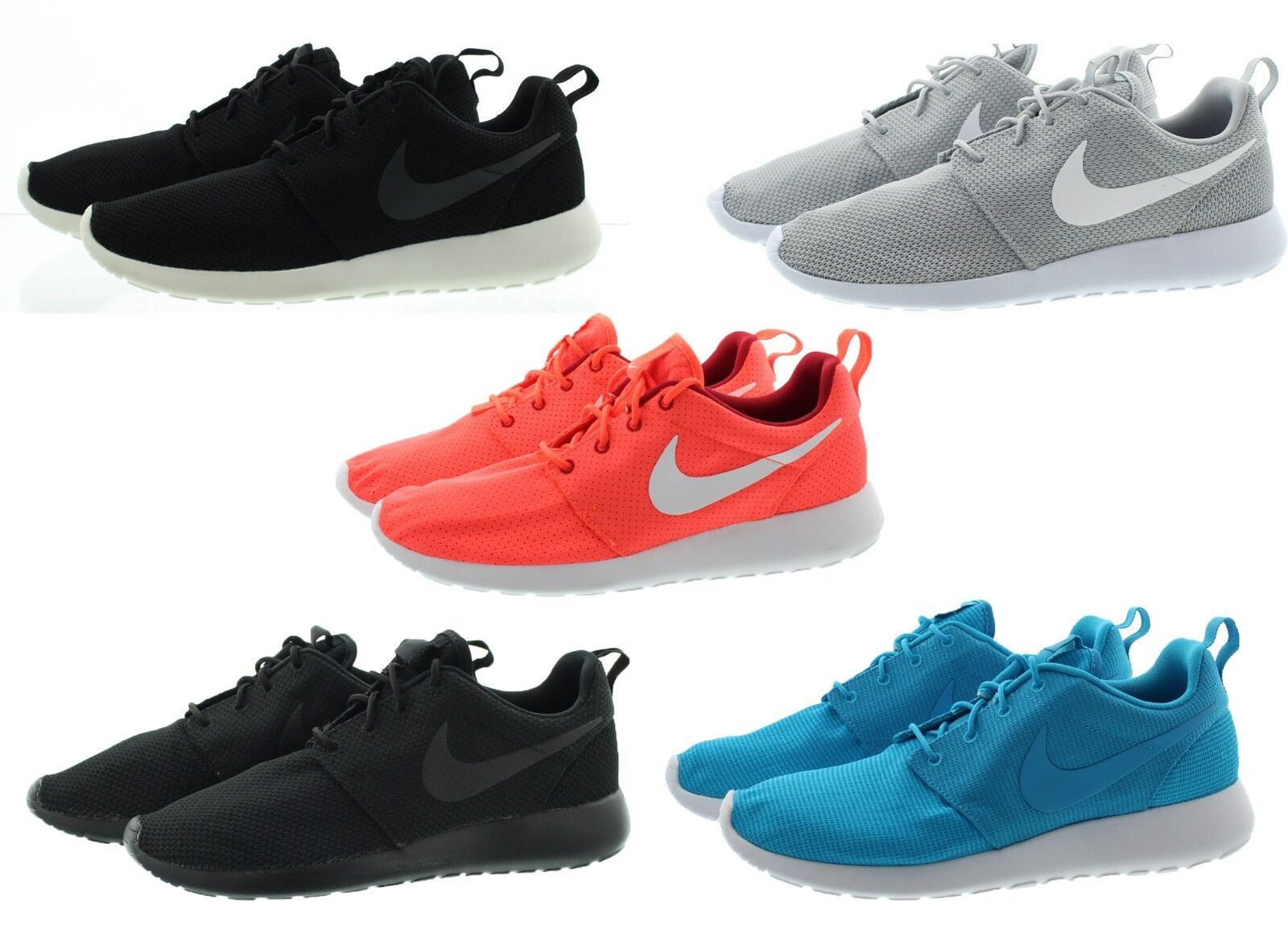 Nike 511881 Mens Roshe One Running Shoes Training Active Low Top Shoes Running Sneakers c7598d