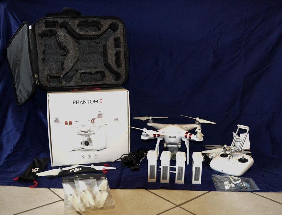 Drone, DJI Phantom 3