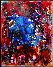 SOUL OF MEEKNESS modern abstract art contemporary painting