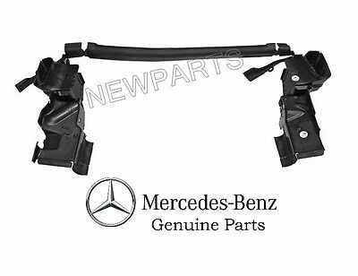 Mercedes Benz E500 E55 E350 E63 Fan Shroud Air Baffle In Front of Radiator