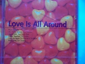 Various-Artists-Love-Is-All-Around-CD-2006-New
