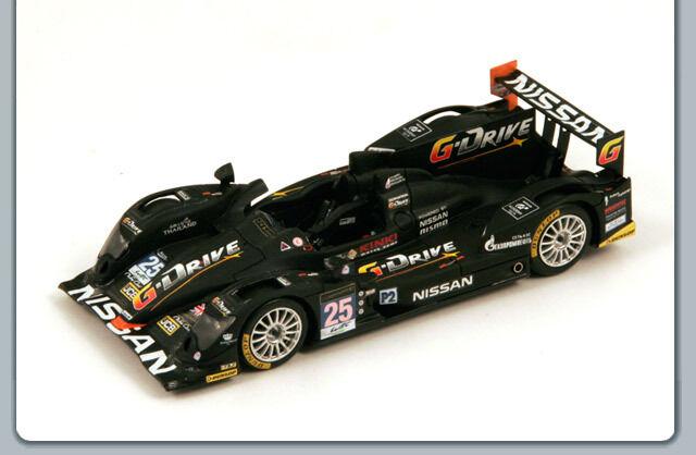 Spark S3747  - ORECA 03-Nissan Delta - ADR n°25 Le Mans 2013 1 43  livraison et retours gratuits