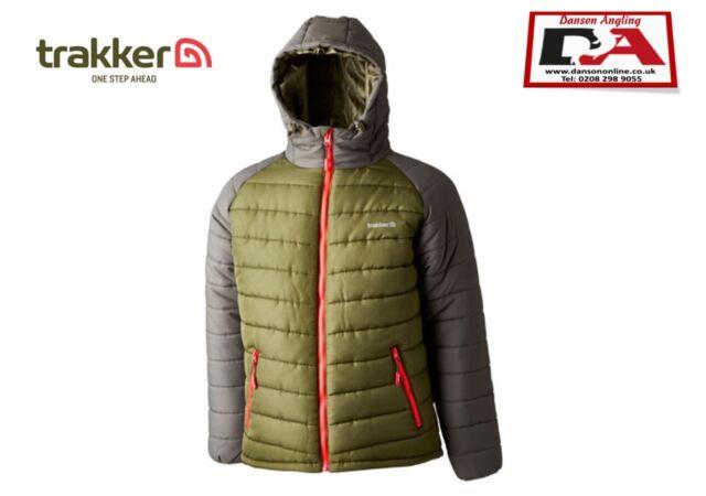 Trakker HexaThermic Jacket *New* Trakker Carp Fishing Thermic Jacket