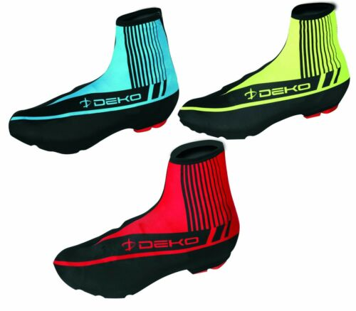 Cycling Shoe covers Bicycle Lycra Shoe covers booties zippered overshoes