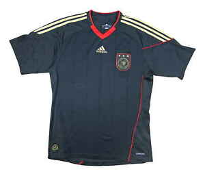 Germania 2010-11 Authentic Away Shirt (eccellente) L soccer jersey