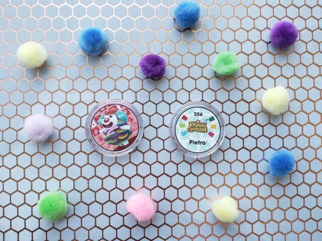 Animal Crossing New Horizons: 356 Pietro Villager Amiibo Card Coin | eBay