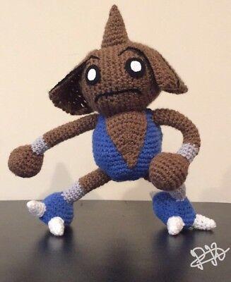 Shiny Milotic [FREE SHIPPING] Crochet Amigurumi Pokemon Nintendo ... | 400x327