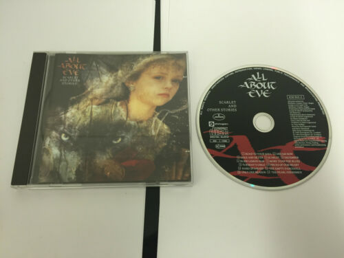 1 of 1 - All About Eve - Scarlet And Other Stories (1989) MINT ORIGINAL PRESSING CD