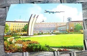 Aeroport-Tempelhof-Berlin-Carte-Postale-50er-60er-Annees-Kruger-921-123-A